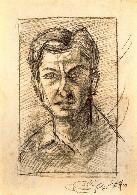 1957 self portrait